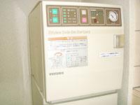 EOGガス滅菌器